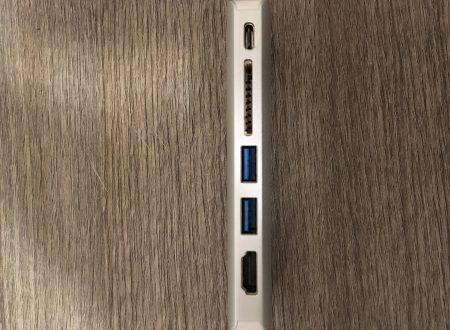 amkle USB-C Hub Multifunzione
